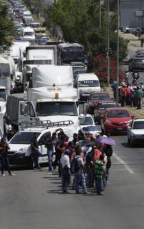 Radicaliza la Sección 22 sus acciones en Oaxaca