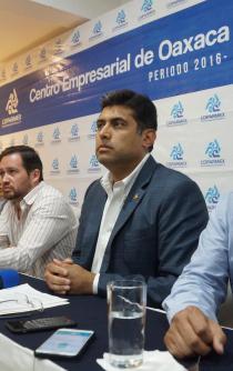 Pide Coparmex a S-22 y gobierno, cese de bloqueos y diálogo abierto