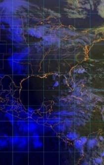 """Aletta"" se convierte en huracán categoría 3"