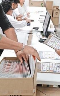 Emiten su voto 2,249 oaxaqueños en el extranjero