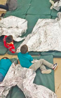 EU usa jaulas para niños migrantes como las que usó con talibanes