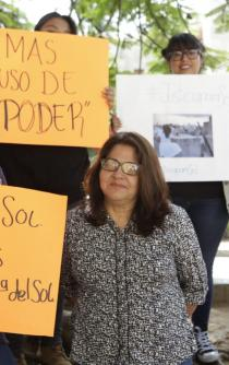 Insisten en demanda de justicia para fotoperiodista asesinada