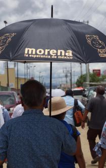 Arrasa Morena en Senado por Oaxaca con 61% de actas contabilizadas