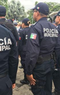 Sufre Tuxtepec por falta de policías; corporación carece de más de 60 elementos
