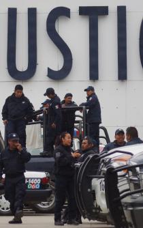 Destapan casos de acoso sexual en la Policía Estatal de Oaxaca