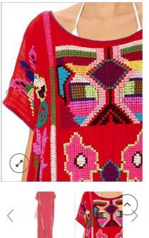 Artesanas de la Cuenca denuncian plagio de diseño de huipil