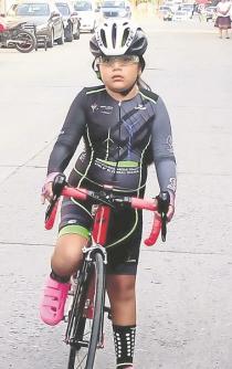 La oaxaqueña de 8 años que sueña con ir al Tour de Francia
