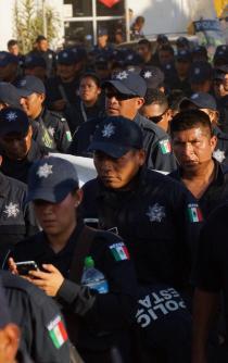 Omite SSPO aceptar medidas cautelares por acoso a mujeres policías