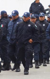 Ascenso de mujeres en Policía Estatal, sólo con favores sexuales