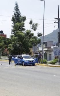Muere dirigente de taxistas de la CTM tras ataque armado