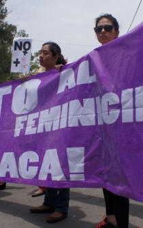 No cesan los feminicidios; hallan muerta a otra mujer