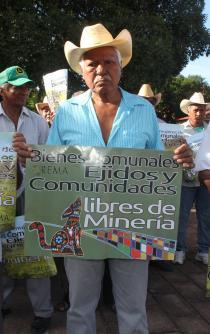 Ratifican organizaciones y campesinos no a la minería en el Istmo