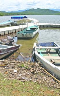 Agoniza presa Yosocuta por contaminación