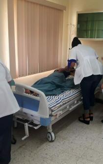 Nace bebé en hospital abandonado de comunidad indígena de Oaxaca