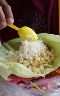 Adiós al unicel...¡Hola hojas de maíz!