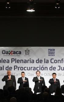 Demanda PGR reconocer avances en procuración de justicia