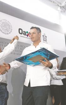 Avanza Oaxaca en desarrollo social