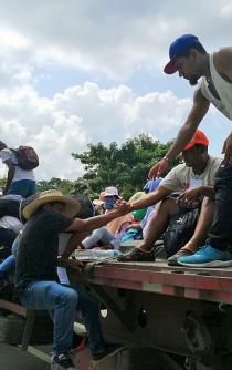 Observatorio advierte problemas de seguridad por caravanas de migrantes en México