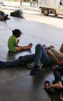 """""""Save de Children"""" pide protección especial para menores de caravana"""