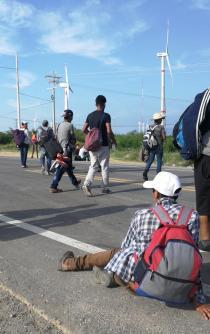 """""""No hay certeza de la desaparición de migrantes"""": Misión de Observación"""