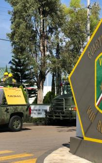 Alistan instalación de base militar en Huatulco