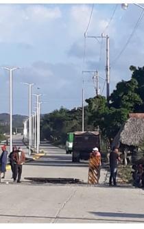 Estalla conflicto en San Dionisio del Mar a cinco días de elecciones