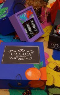 """""""Oaxaca en una caja"""", proyecto que fusiona cultura y turismo"""