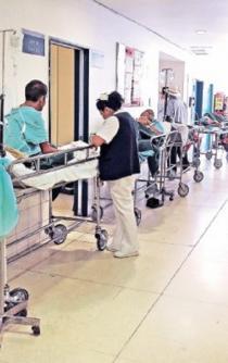 Sistema de Salud, enfermo de gravedad