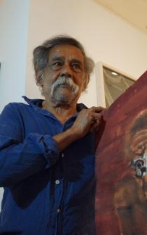 Presenta Francisco Toledo su nueva exposición gráfica