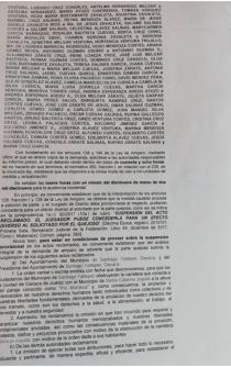 Otorga Poder Judicial amparo para liberar accesos a Juquila