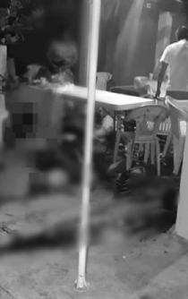 En Minatitlán, comando mata a 13 en una fiesta