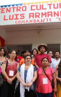 Misión de observación internacional en derechos humanos recorre el Istmo