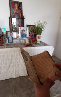 Xandu': Traer a los muertos a casa durante 9 días