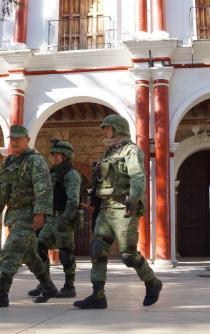 Acusan a Guardia Nacional de agresión a comunidad zoque de San Miguel Chimalapa