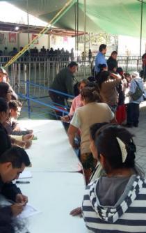 Soborno y violencia manchan elecciones por usos y costumbres en San Antonio de la Cal