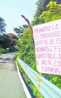 """""""El Istmo es nuestro"""" suma voces contra megaproyecto de AMLO"""