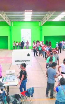 Suman 77 elecciones impugnadas en municipios bajo sistemas normativos indígenas