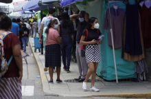 Reportan 151 nuevos casos de Covid-19 en Oaxaca; 515 casos se mantienen activos