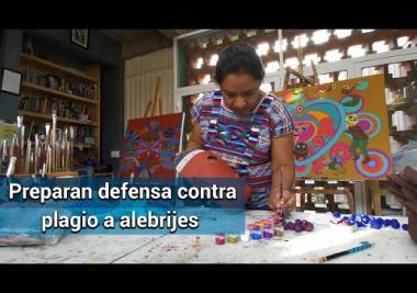 Alistan defensa para magia de alebrijes